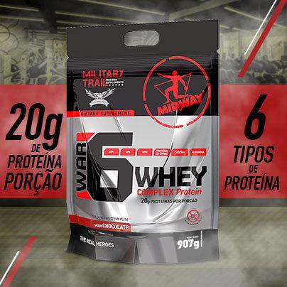 War 6 Complex Protein • 907g