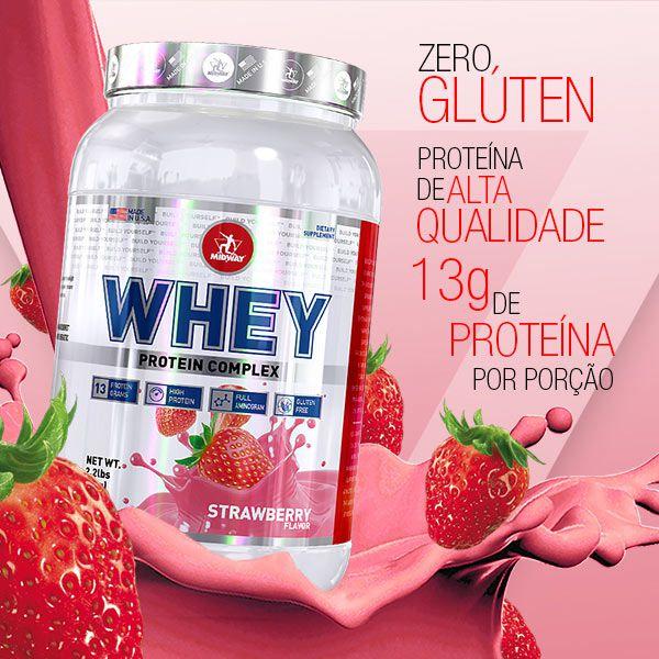 Whey Protein - 1 Kg