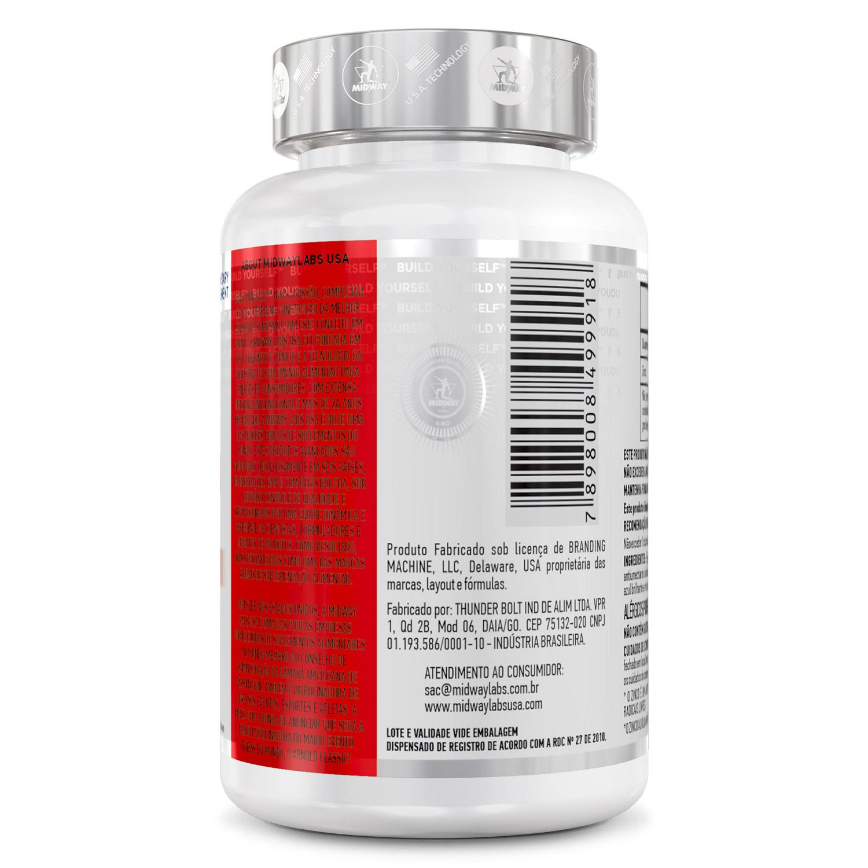 Zinc+ Suplemento Mineral 60 cápsulas