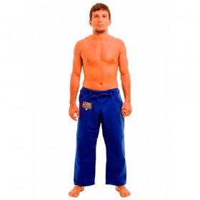 Calca Jiu Jitsu Atama Tradicional Azul  Adulto Unissex