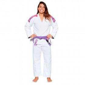 Kimono Jiu Jitsu Atama Ultra Light 2.0 Branco Feminino