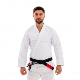 Kimono Jiu Jitsu Koral Classic 2.2 Branco Adulto Unissex