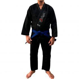 Kimono Jiu Jitsu Naja First Preto Adulto Unissex