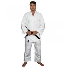 Kimono Jiu Jitsu Torah Kids Combate Branco Infantil