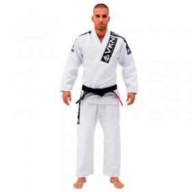 Kimono Jiu Jitsu Vulkan Novo Vkn Pro Branco Adulto Unissex
