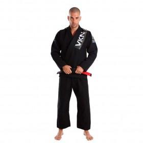 Kimono Jiu Jitsu Vulkan Vkn Pro Preto Adulto Unissex