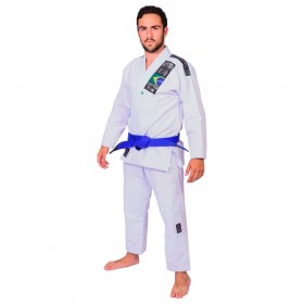 Kimono Jiu Jitsu Yama Plus Branco Adulto Unissex