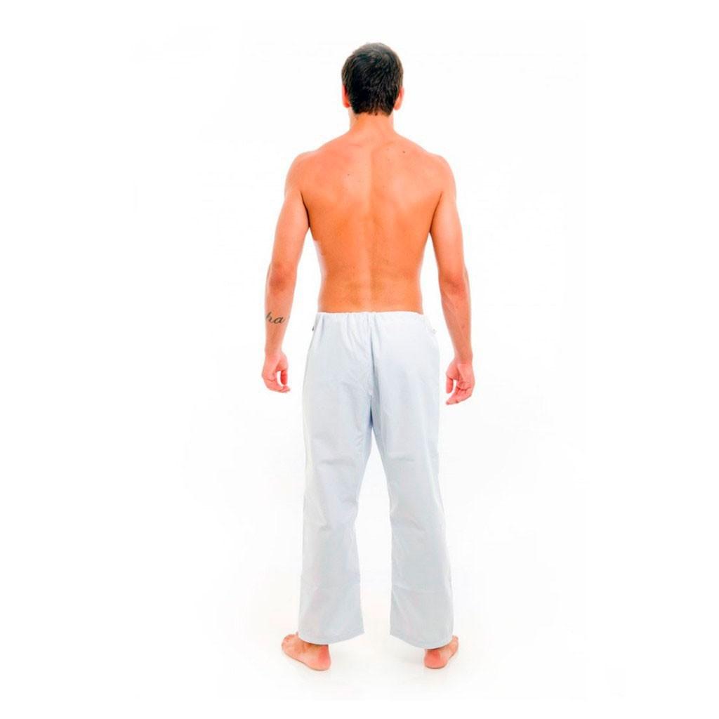 Calça Jiu Jitsu Atama Especial Branca Adulto Unissex