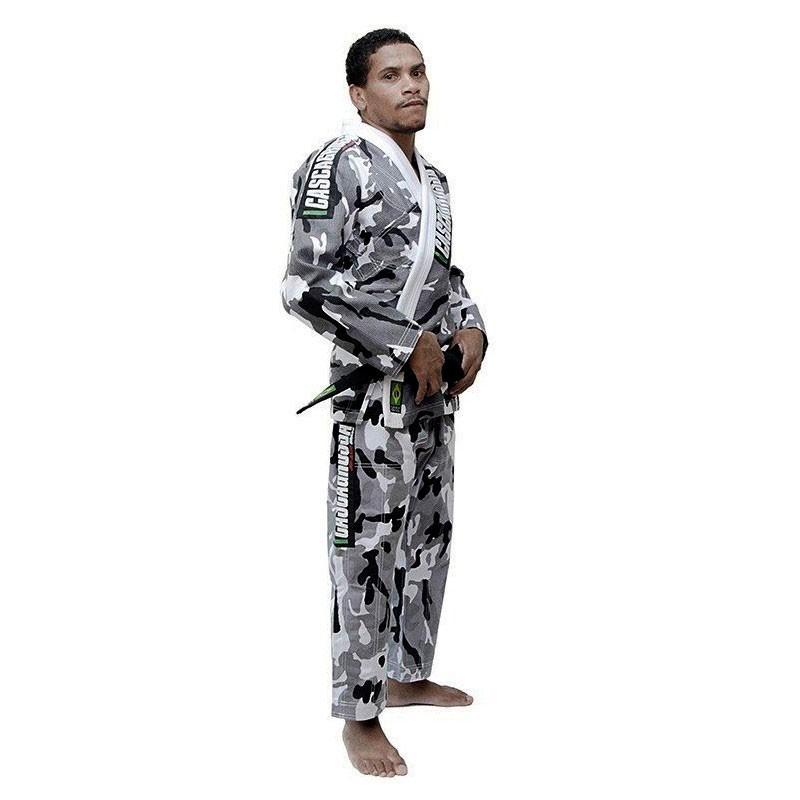 Kimono de Jiu Jitsu Cascagrossa Urbano Camuflado Adulto Unissex