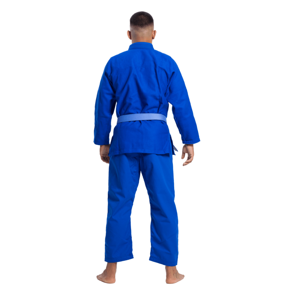 Kimono Jiu Jitsu Atama Infinity Collab Azul