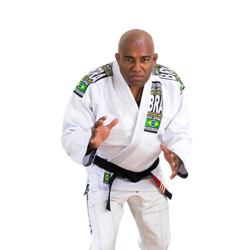 Kimono Jiu Jitsu Cascagrossa Seleção Branco Adulto Unissex