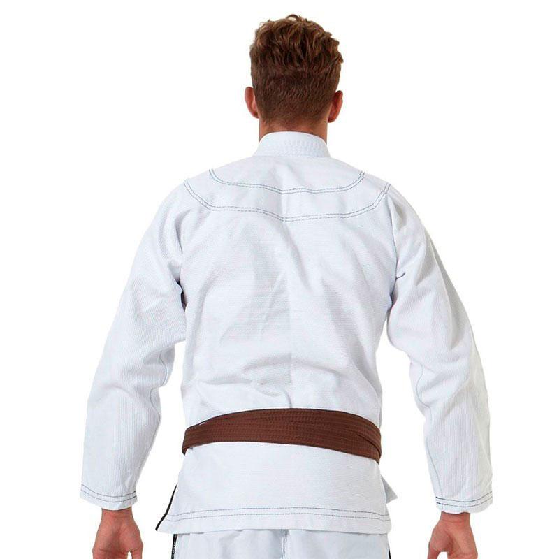 Kimono Jiu Jitsu Koral Classic Branco Adulto Unissex