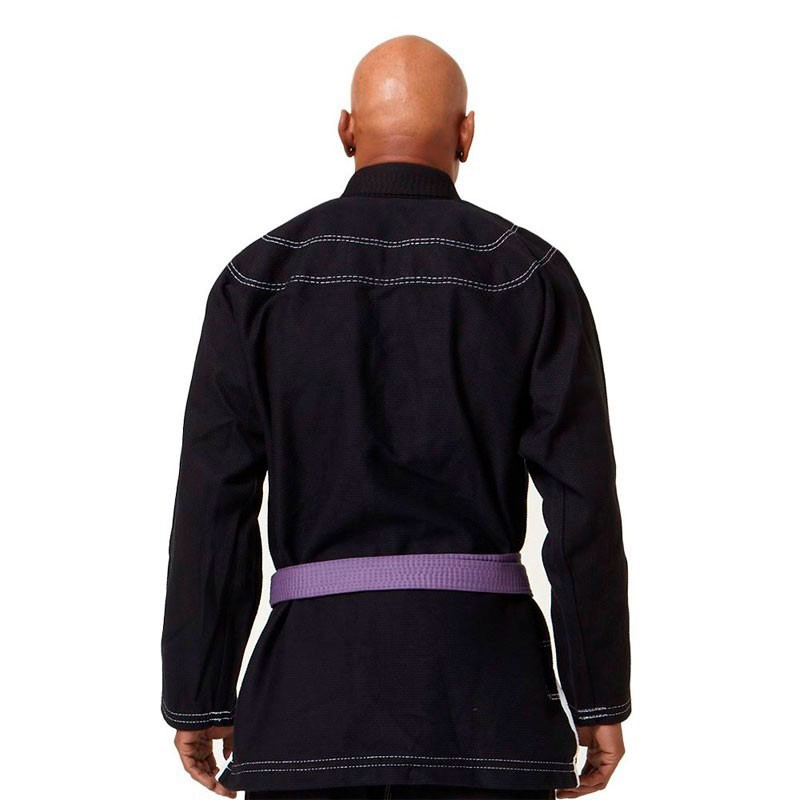 Kimono Jiu Jitsu Koral Classic Preto  Adulto Unissex