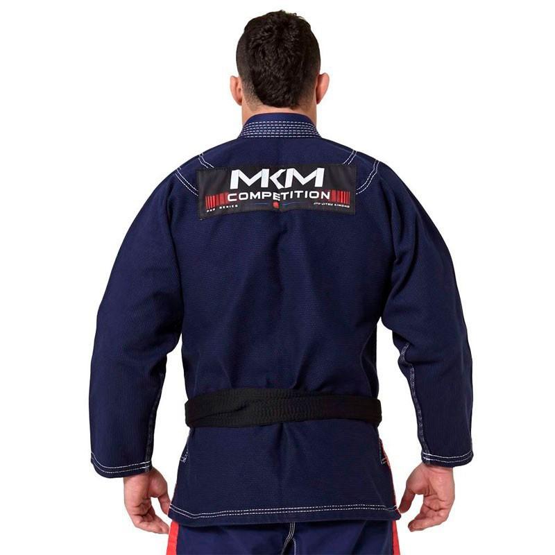 Kimono Jiu Jitsu Koral MKM Competition Marinho Adulto Unissex
