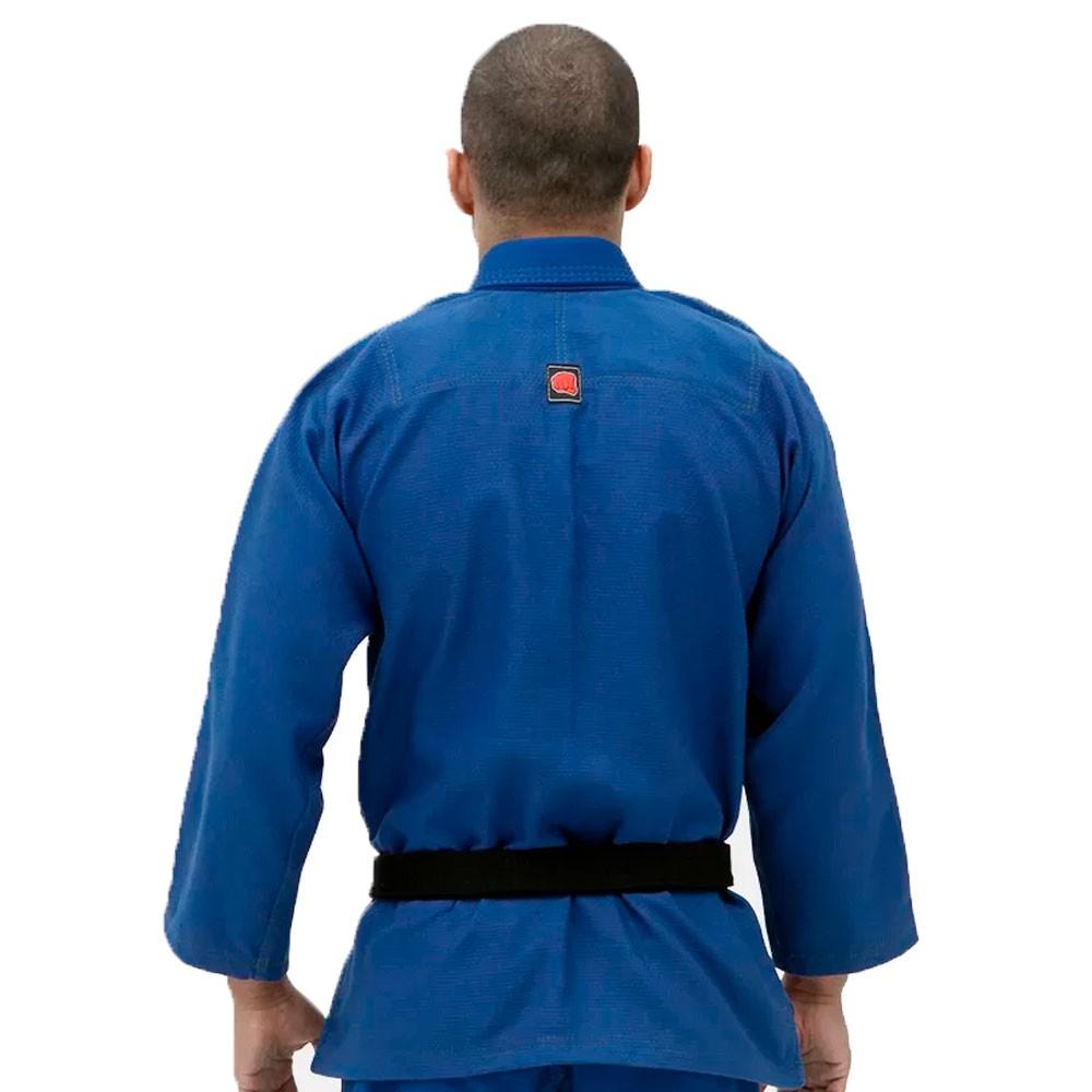 Kimono Jiu Jitsu Koral One Azul Royal Adulto Unissex