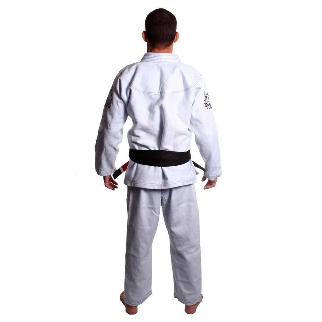 Kimono Jiu Jitsu Red Nose 3.0 Branco Adulto Unissex