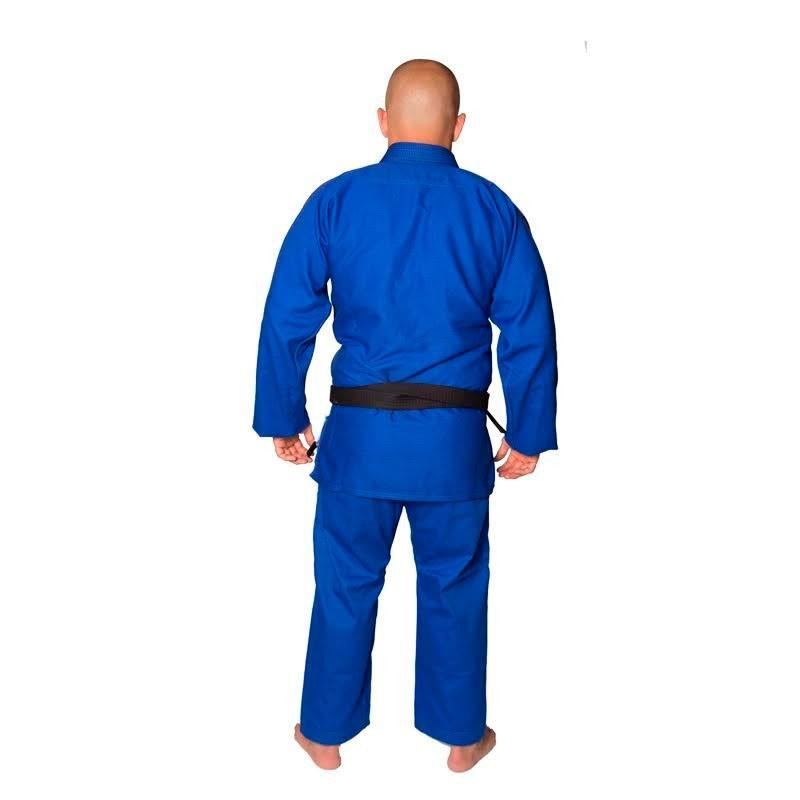 Kimono Jiu Jitsu Venum Super Light Azul Adulto Unissex
