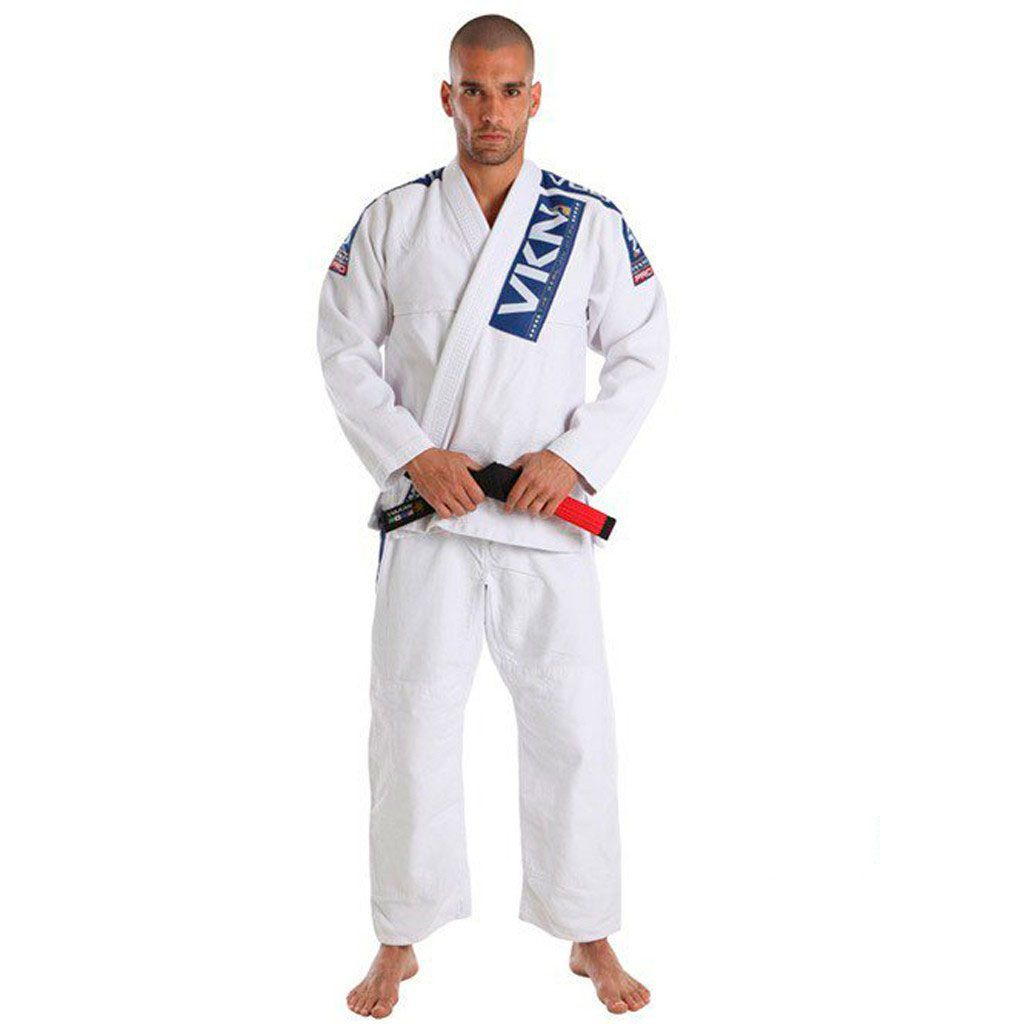 Kimono Jiu Jitsu Vulkan Vkn Pro Branco Adulto Unissex