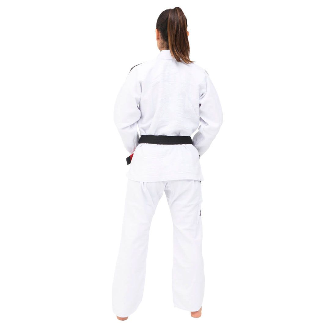 Kimono Jiu Jitsu Vulkan Vkn Pro Branco Feminino