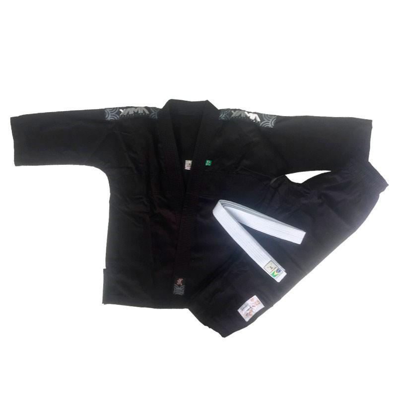 Kimono Jiu Jitsu Yama Kids Preto Infantil