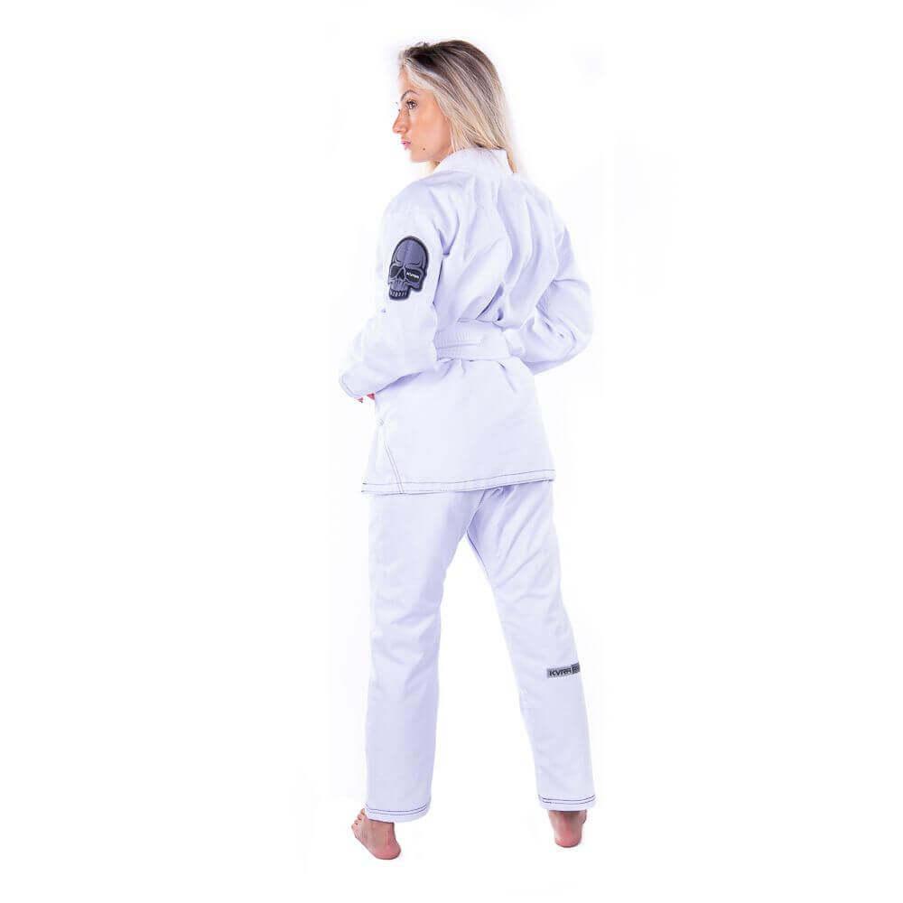Kimono KVRA Army Branco Feminino