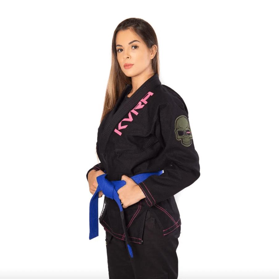 Kimono KVRA Army Preto Feminino
