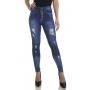 Calça Skinny Jeans Vegas Es