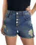Short Jeans Boyfriend  Malibu