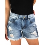 Short Jeans Capri