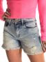 Short Jeans Capri Ligth Blue