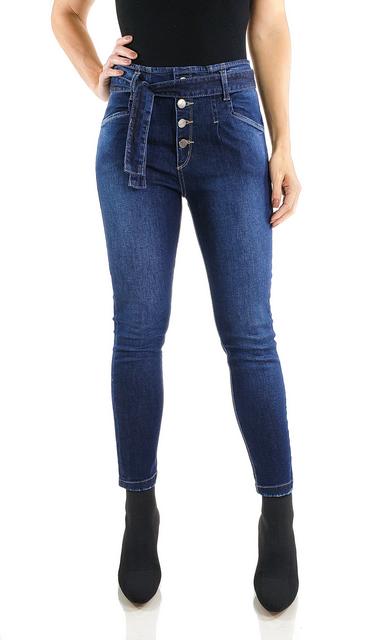 Calça Clochard Jeans Es