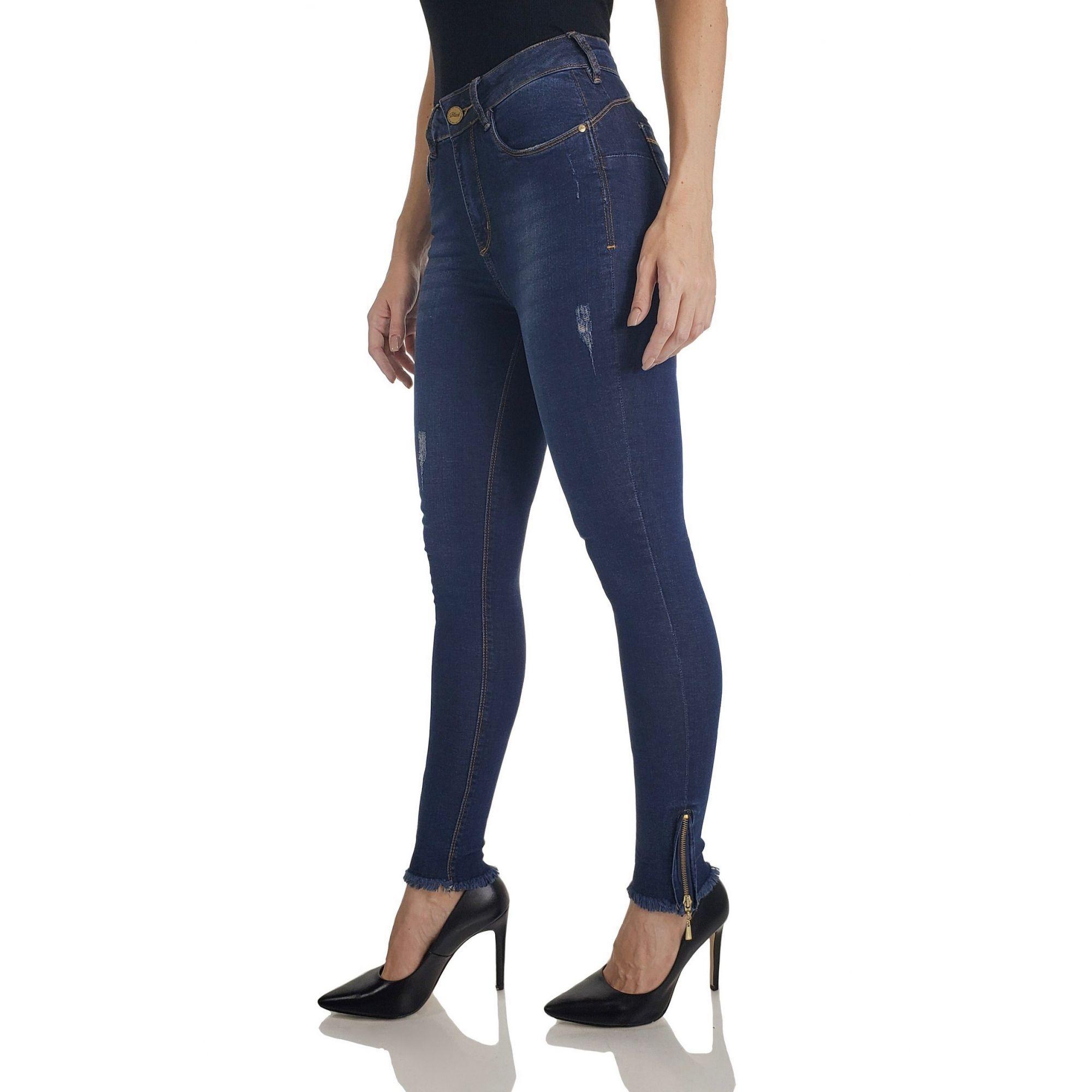 Calça Jeans Skinny Istambul