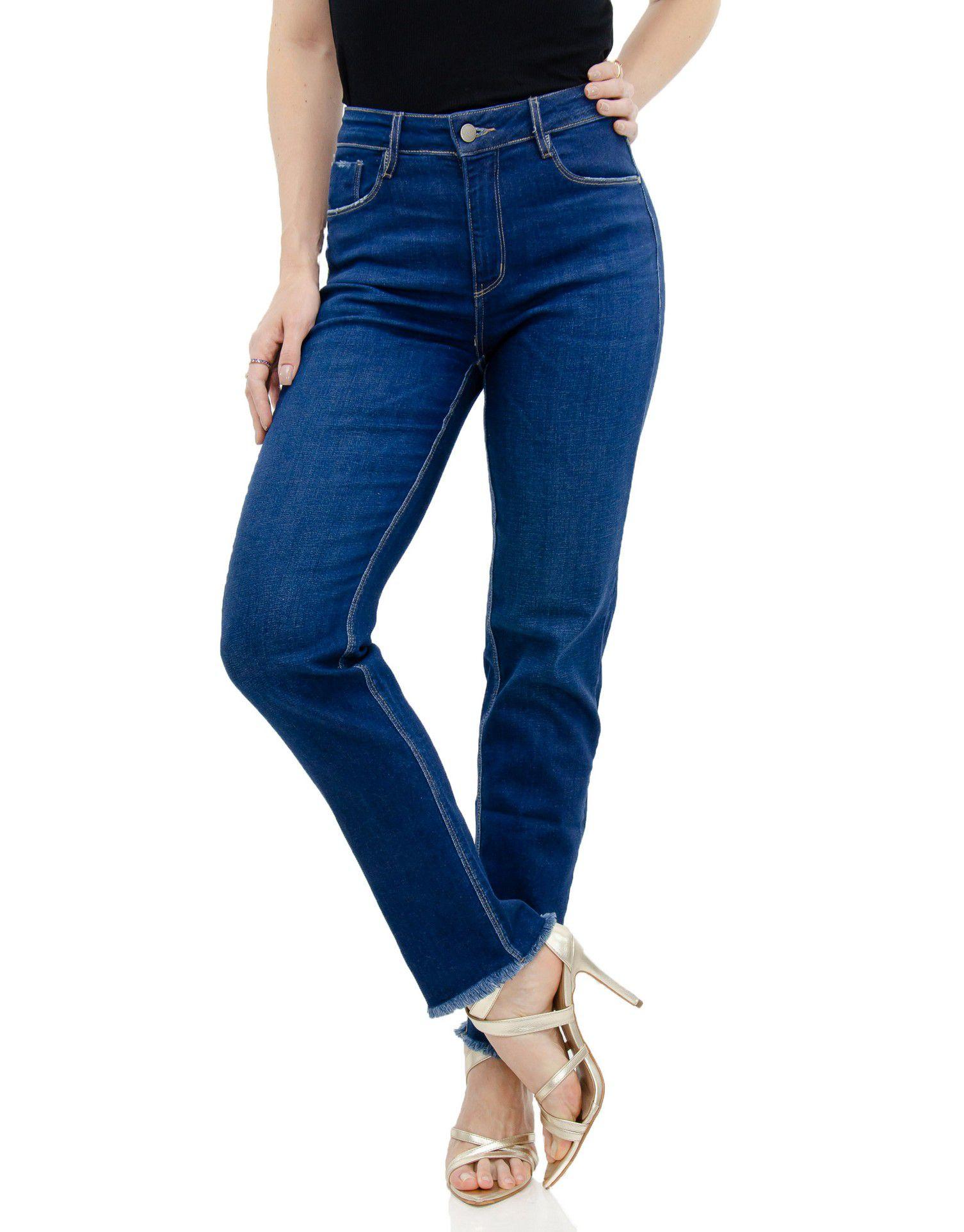 Calça Mom Jeans Dream