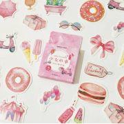Adesivo Cute Pink