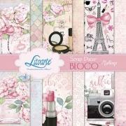 BLOCO SCRAP MAKEUP PARIS