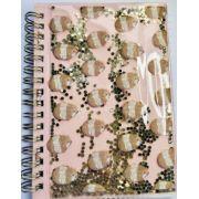 Caderno A6 Ouriço- Hema