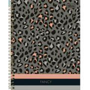 Caderno Espiral 1 Matéria Fancy 80 Folhas