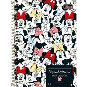 Caderno Minnie Capa Dura 1 Matéria