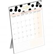 Calendário Planner de Mesa West Village 2021