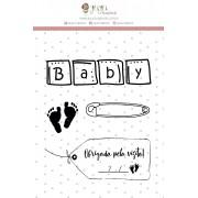 CARIMBO G BABY - COLEÇÃO MEU CORAÇÃO É SEU