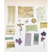 Kit Craft Importado Lilás Flor