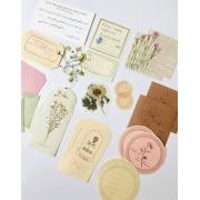 Kit Craft Importado Rosa 30 un