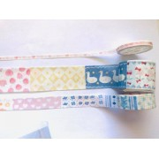 Kit Washi Tape Patinho 3 un