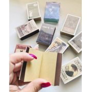 Mini Livros de Anotações