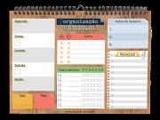 Planner Organização Madeira