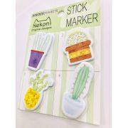 Sticky Marker Cactos