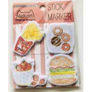 Sticky Marker Hamburguer