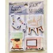 Sticky Marker Móveis