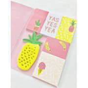 Sticky Notes Fruit