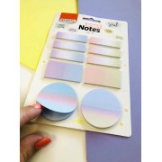 Sticky Notes Tie Dye